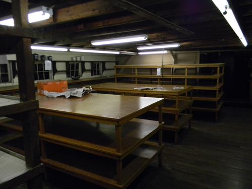 Empty Showroom