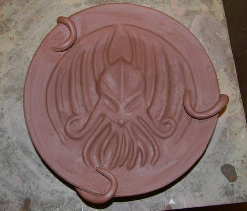 Cthulhu Plate